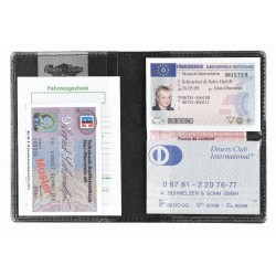 """CreativDesign Driving licence wallet """"128Select"""""""