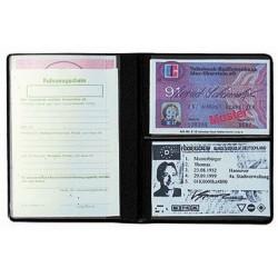 "CreativDesign Driving licence wallet ""Euro"" Reflex"
