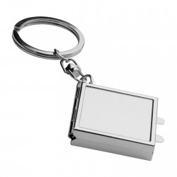 Keyring with mirror REFLECTS-PORTICI