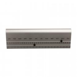 Ruler CLIC CLAC-MELBOURNE