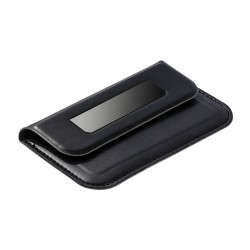 Business card box REFLECTS-LIMOGES BLACK