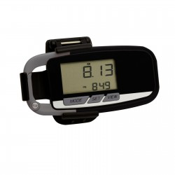 Pedometer REFLECTS-FANO BLACK