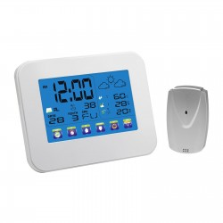 Weather station with outdoor sensor REFLECTS-PARNAIBA