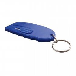 Mini cutter with keyring REFLECTS-TONGI