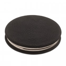 Pocket mirror REFLECTS-MELUN BLACK