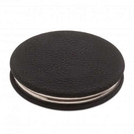 Pocket mirror REFLECTS-MELUN BLACK
