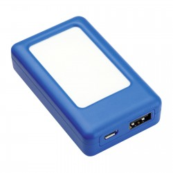Gumowy powerbank 1600 mAh LOLLIBLOCKS-TRAVEL BATTERY