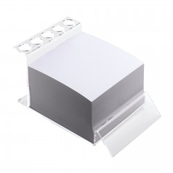 Pen holder with notepad REFLECTS-DUDLEY
