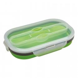 Lunchkit REFLECTS-SILLIAN LIGHT GREEN M