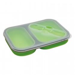 Lunchkit REFLECTS-SILLIAN LIGHT GREEN L