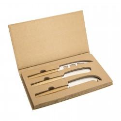 Cheese knife set REFLECTS-BAUSKA