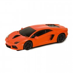 Computer mouse Lamborghini Aventador ORANGE