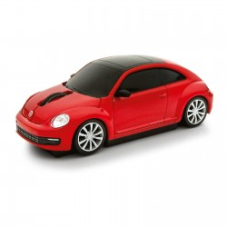 Computer mouse VW Beetle RED