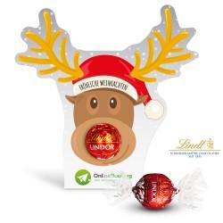 Truflowy Renifer Lindt / Lindt Lindor Chocolate Truffle Reindeer