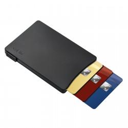 Etui na karty z ochroną RFID REFLECTS-MONASTIR