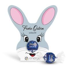 Zajączek z czekoladowym truflem Lindt Lindor / Lindt Lindor Chocolate Truffles Easter bunny