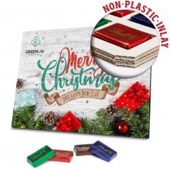 Kalendarz adwentowy eko / Lindt Advent Calendar Naps Eco