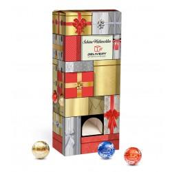 "Kalendarz adwentowy w kształcie wieży Lindt Lindor / Lindt Lindor Advent Dispenser ""Tower"""
