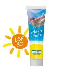 Balsam przeciwsłoneczny SPF 30, 20 ml (biały)