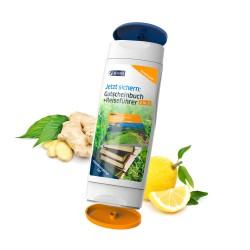 DuoPack Balsam do rąk imbir-limonka + Antybakteryjny żel do rąk (2x50 ml), BL