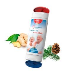 DuoPack Balsam do rąk imbir-limonka + balsam do stóp (2x50 ml), BL