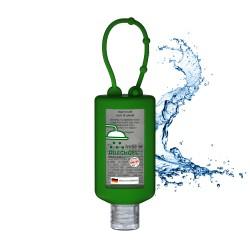 Żel pod prysznic, 50 ml Bumper (zielony), Etykieta przeźroczysta