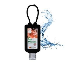 Żel pod prysznic, 50 ml Bumper (czarny), Etykieta