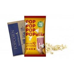 Popcorn do mikrofalówki / Microwave popcorn