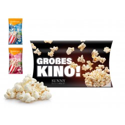 Popcorn do mikrofalówki w kartoniku / Microwave popcorn cardboard box