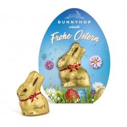 "Złoty Zając Lindt / Lindt Mini Gold Bunny ""Easter Egg"""