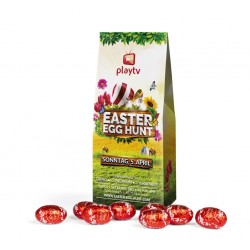 Czekoladki Lindt / Lindt Lindor Easter eggs in block bottom carton