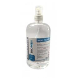 Profesjonalny płyn do dezynfekcji Biomek 500ml
