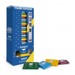 "Wieża adwentowa Ritter Sport /  Ritter Sport Advent Dispenser ""Tower"" Eco"