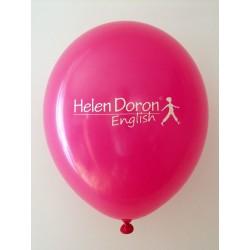 Balon lateksowy z nadrukiem