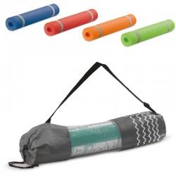 Mata do fitnessu/yogi z torbą
