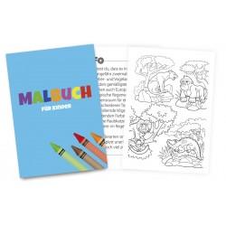 Kolorowanka dla dzieci Myrix Malbuch