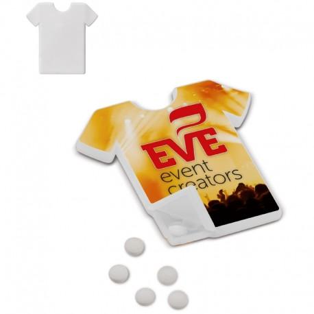 Pudełko z miętówkami T-shirt