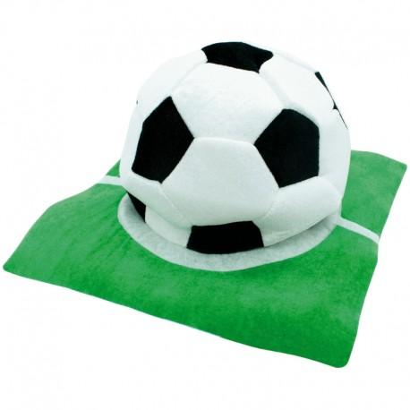 Czapka piłka z trawą