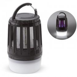 Kempingowa lampa owadobójcza