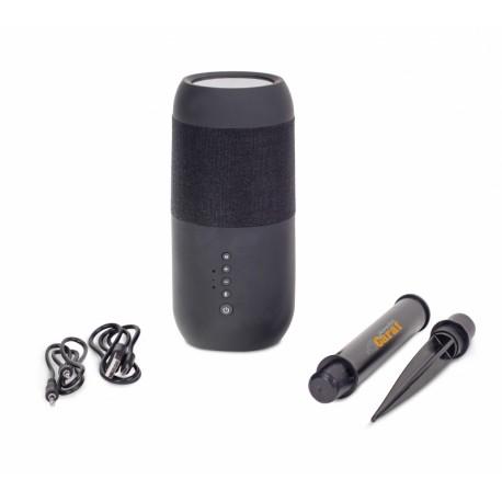 Głośnik bezprzewodowy z lampą