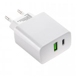 Ładowarka sieciowa USB-C REEVES-TORRANCE