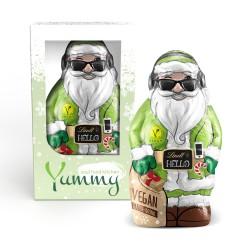 Wegański Mikołaj czekoladowy / Lindt HELLO Santa Vegan