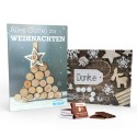 Kalendarz adwentowy Rettergut / Rettergut Mixed Chocolate Advent Calender