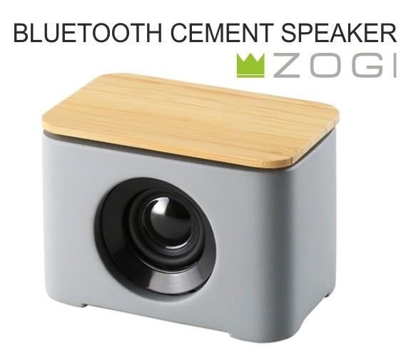 Cement Speaker