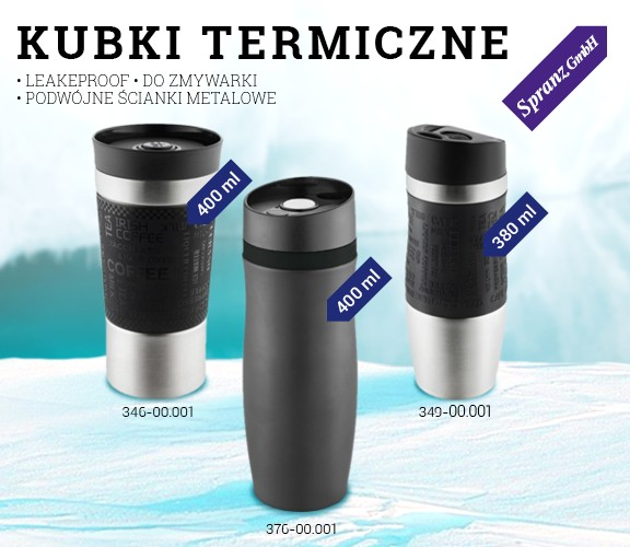 Kubki termiczne